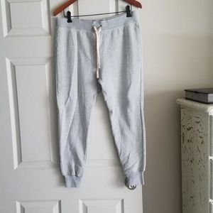 Pam & Gela S Sweatpant Jogger Gray Like-New!
